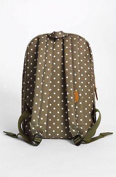 Backpacks are back.