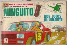 Historietas & Comics argentinos
