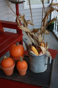 Fall Decorating!