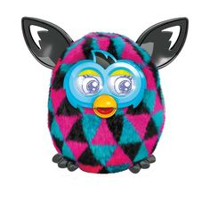 Furby Boom - even 3 months after Christmas she keeps playing with it! Thats a great product! #PTPAwinner