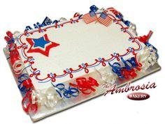 wilton 4th of july cake ideas