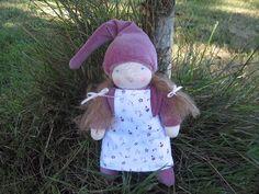 Emma Gnome Girl Doll  #Waldorf #Cute #Etsy #LittleElfsToyshop