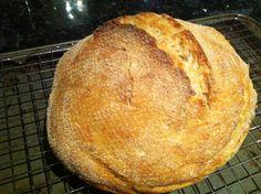 Dutch oven No Knead Bread Recipe