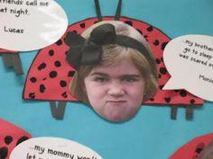 Funny! The Grouchy Ladybug