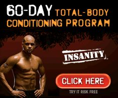 Acquire the Insanity workout schedule here.