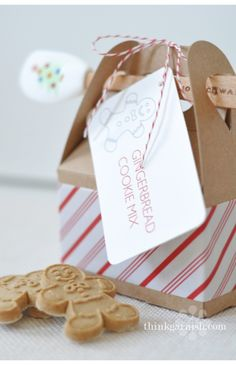 cookie mix bags