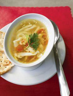 Chicken Noodle Soup Recipe | SAVEUR