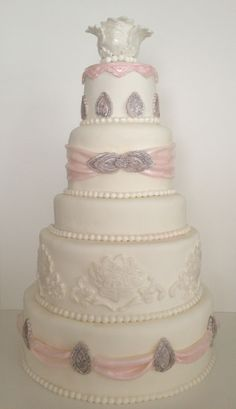 Pink And Silver Weddings On Pinterest 112 Pins