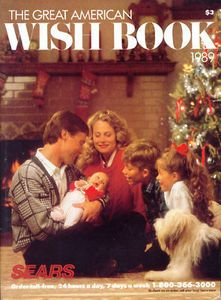 The Sears Wish Book!