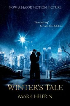 Winter's tale by  Mark Helprin.  Click the cover image to check out or request the literary fiction kindle.