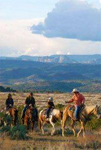 M Diamond Ranch, Sedona Horseback Rides