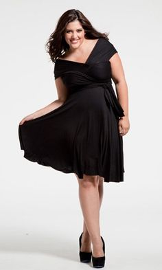 Plus Size; Lovely