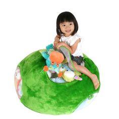 Boon Green Oval Animal Bag Boon