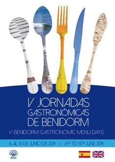 Van 6 t/m 15 juni zijn in #Benidorm de Gastronomische Dagen. 10 dagen lang dus heerlijke gerechten proeven.
