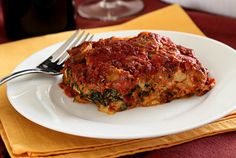 Awesome 100% Paleo Lasagna Recipe   Paleo Newbie lasagna recip