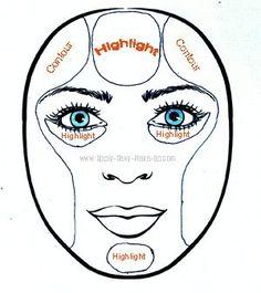 contours, makeup contour, makeup for round faces, roundfac contouringhighlight, counture makeup, contour makeup for round face, round face contouring, contouring round face, contouring for round faces