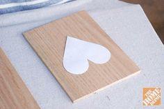 Easy DIY Valentine Idea: A Unique Hinged Card!
