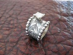 Western wedding ring #cool