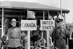 12 Apr 21: Canada develops a defense scheme should America invade them. Their plan calls for a rapid offense and occupation of Seattle, Great Falls, Minneapolis and Albany to buy time for British reinforcements to arrive. This plan will be terminated in 1928 and WWII will solidify an enduring friendship between the US and all nations of the United Kingdom. #WWII #History