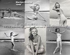 Marilyn Monroe model...