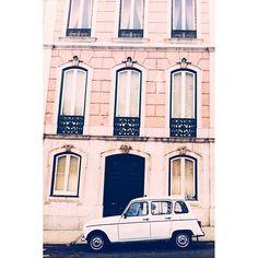 Renault 4l, Lisbon