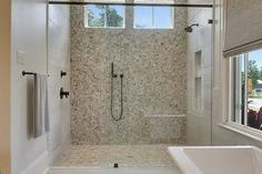 M&M Show House 2013 - transitional - bathroom - new orleans - Maria Barcelona Interiors, LLC