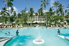 Punta Cana, Dominican Republic  Riu Palace Macao