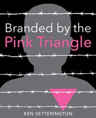 Branded by the Pink Triangle, a non-fiction book written primarily for a teen audience, tells the often forgotten story of the homosexual men who were persecuted by the Nazis.