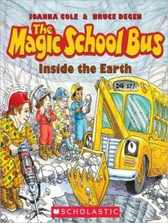 The Magic School Bus Inside the Earth (Magic School Bus Series) | 1-14-13