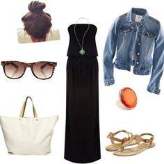 maxi dresses, casual maxi outfit, cloth, bobo fashion, beauti, dress styles, fever fashion, style fashion