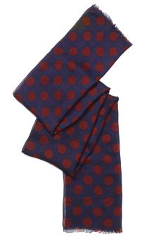 Whistles  Big Spot Scarf  £45