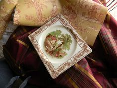 Nancy's Daily Dish: Decorating Around My Transferware Collection + TWO Giveaways