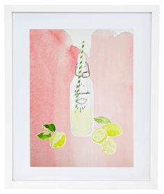 lemonade by Virginia Johnson