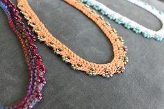 Ravelry: Maya Necklace pattern by Shaina Bilow