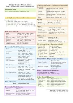 discrete mathematics cheat sheet pdf