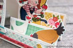 PaperVine: Farm Fun & Dimensional Cards (October Afternoon)