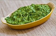 RECIPE: Spinach Dip - a great idea for St. Patrick's Day