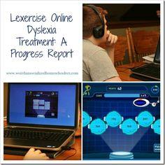 Lexercise Online Dyslexia Treatment