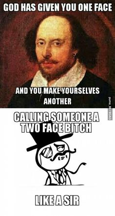 Only Shakespeare