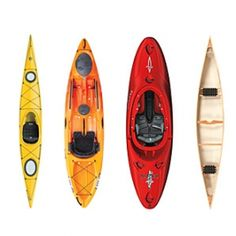 A sturdy long-distance tourer, a mellow coastal cruiser, an all-levels whitewater rider, and a canoe that combines old and new — these are the season's best boats, paddled and approved.