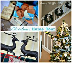 My 2012 holiday home tour