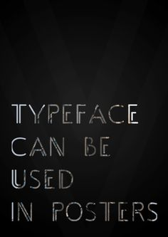 Adec #freefonts #typography #download