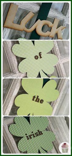 St. Patrick's Day Door Hanging