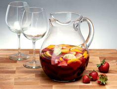 holiday recip, alcohol drink, red sangria, food, cocktail, desire fruiti, beverag, fruiti red, sangria recipes