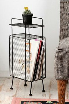 Mini Storage Rack-$39  I would love this for our apartment or for my desk at school.
