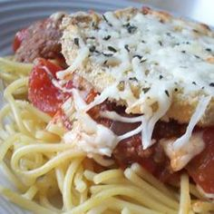 Eggplant Parmesan II | Here's a no-fry version that still delivers all the flavor of the classic.