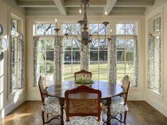 breakfast rooms, breakfastroom, window, farmhouse table, dallas