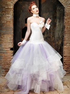 Jordi Dalmau wedding dress 2014 / vestido de novia