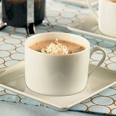 Coffee-Ice Cream Punch | MyRecipes.com