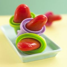 NUK Fresh Foods Fill and Freeze Pops from Target $6.99 These are perfect for toddlers. #popsicles #popsiclemolds #popsiclemakers #icepops